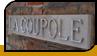 Вывеска La Coupole