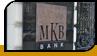 Табличка MKB Bank