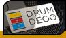 """Шильд """"Drum Deco"""""""