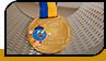 """Медаль для детского сада """"Горобинка"""""""