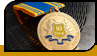 """Медали """"Спілка Християнських Письменників"""""""