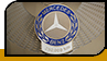 "Шильд ""Mercedes 250 km"""