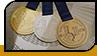 """Медали """"Чемпіонат з кулінарного мистецтва"""""""