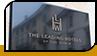 """Табличка """"The Leading Hotels"""""""