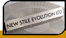 "Табличка ""NEW STILE EVOLUTION LTD"""