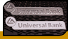 "Шильды ""Universal Bank"""
